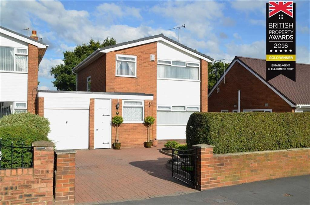 3 Bedrooms Detached House for sale in Deeside, Whitby, CH65