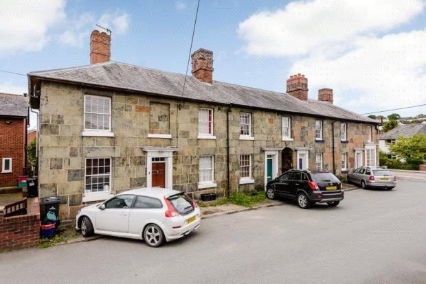 3 Bedrooms Terraced House for sale in Waterloo Place, Welshpool, Powys