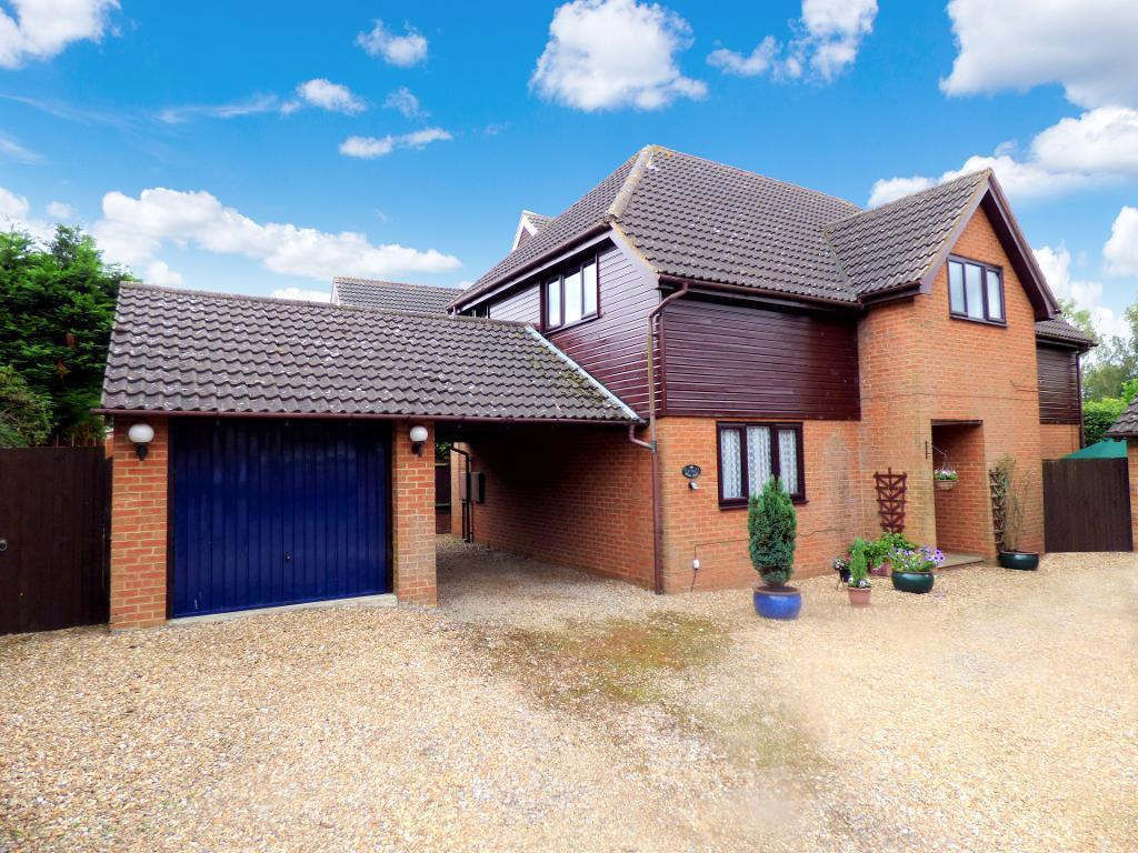 4 Bedrooms Detached House for sale in Church Road, Maulden, Bedfordshire, MK45 2AU