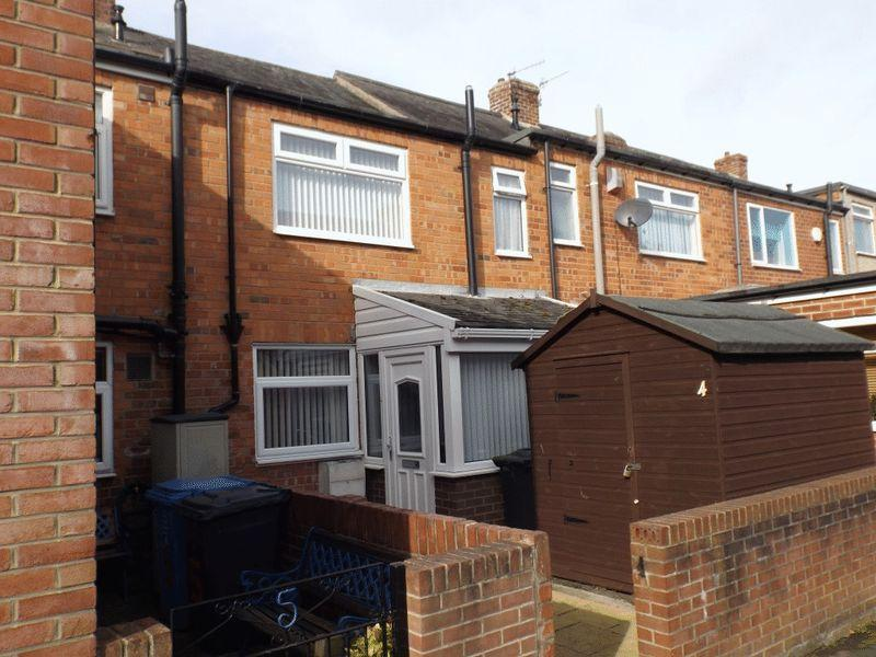 2 Bedrooms Terraced House for sale in Jackson Terrace, Morpeth