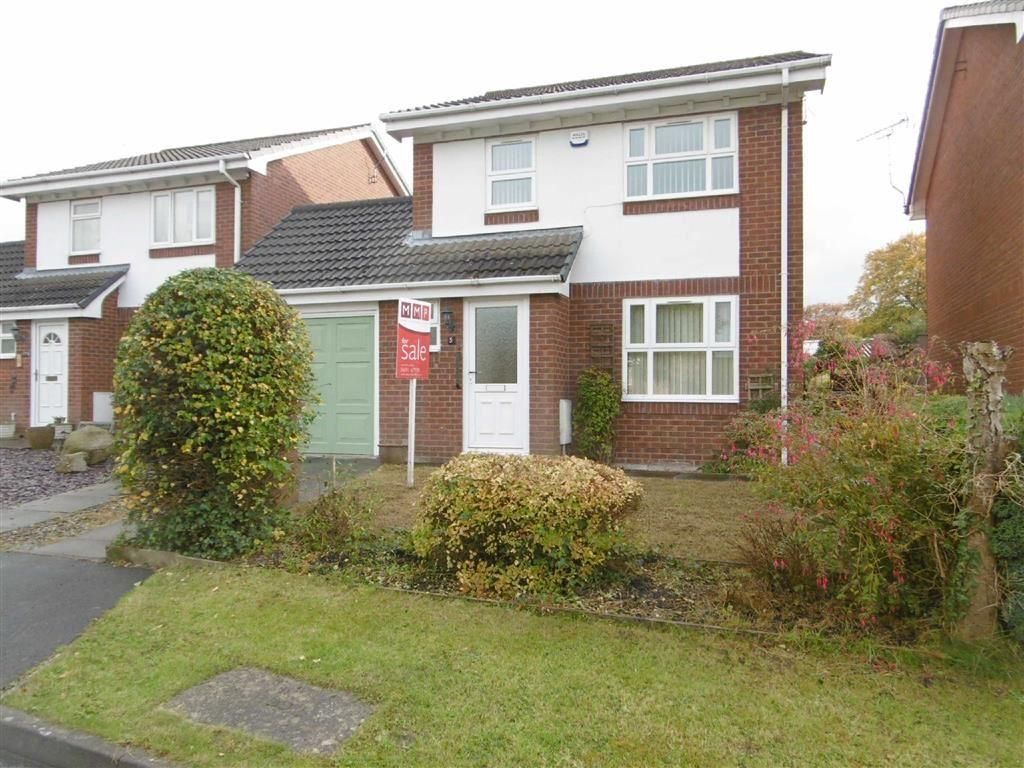 3 Bedrooms Detached House for sale in 5, Greenbank Close, Oswestry, Shropshire, SY11