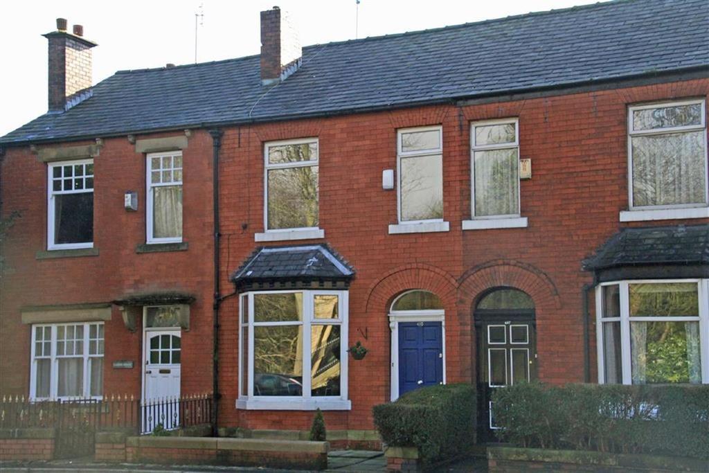 3 Bedrooms Terraced House for sale in 495, Bury Road, Half Acre, Rochdale, OL11