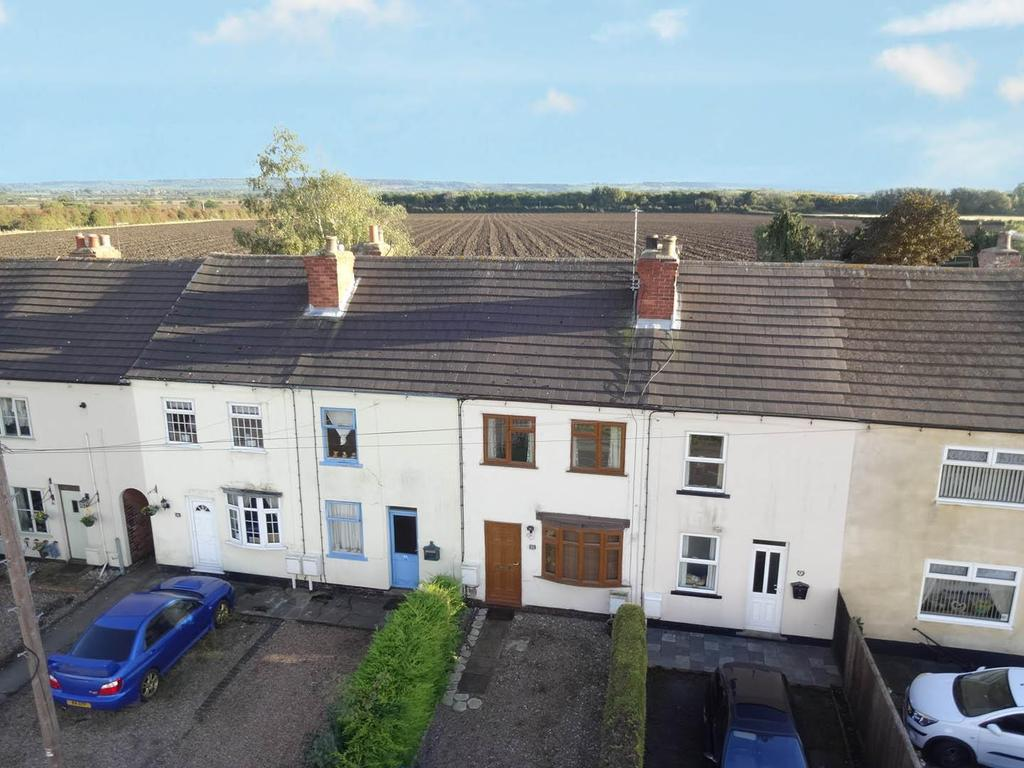 2 Bedrooms Terraced House for sale in Main Road, Barnstone