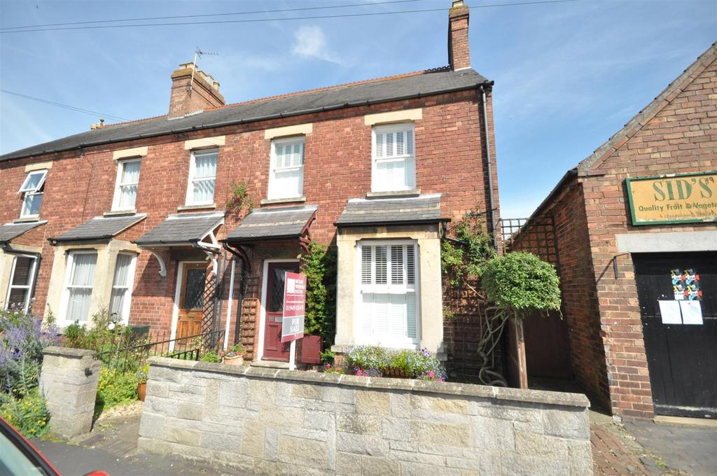 3 Bedrooms End Of Terrace House for sale in Queen Street, Bottesford, Nottingham