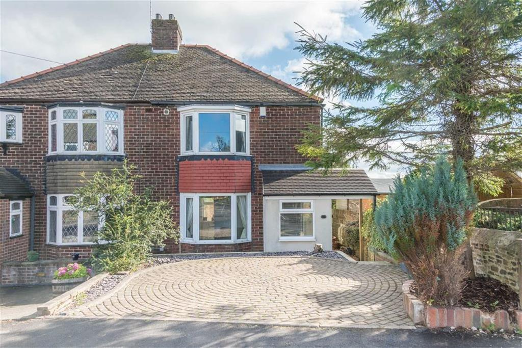 2 Bedrooms Semi Detached House for sale in Highfield Rise, Stannington, Sheffield, S6