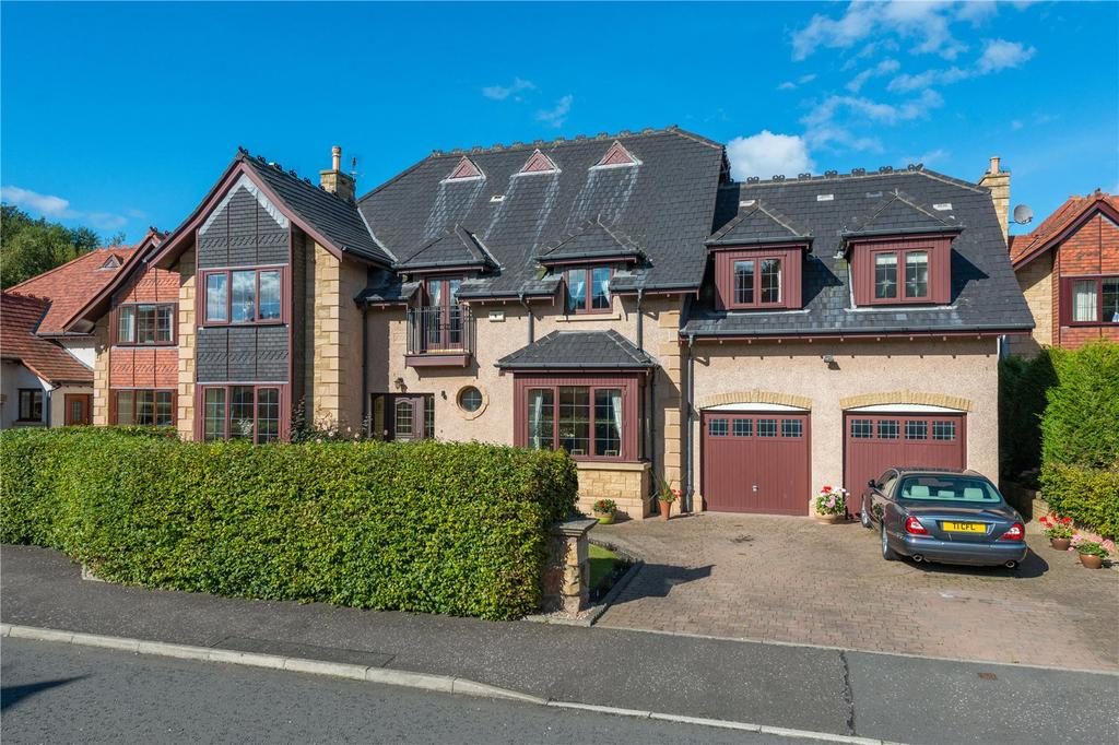 5 Bedrooms Detached House for sale in Brunstane Mill Road, Edinburgh, Midlothian
