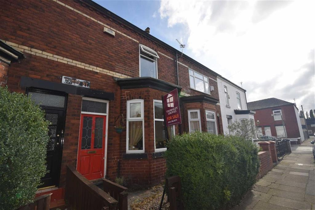 2 Bedrooms Terraced House for sale in Thorp Street, Eccles