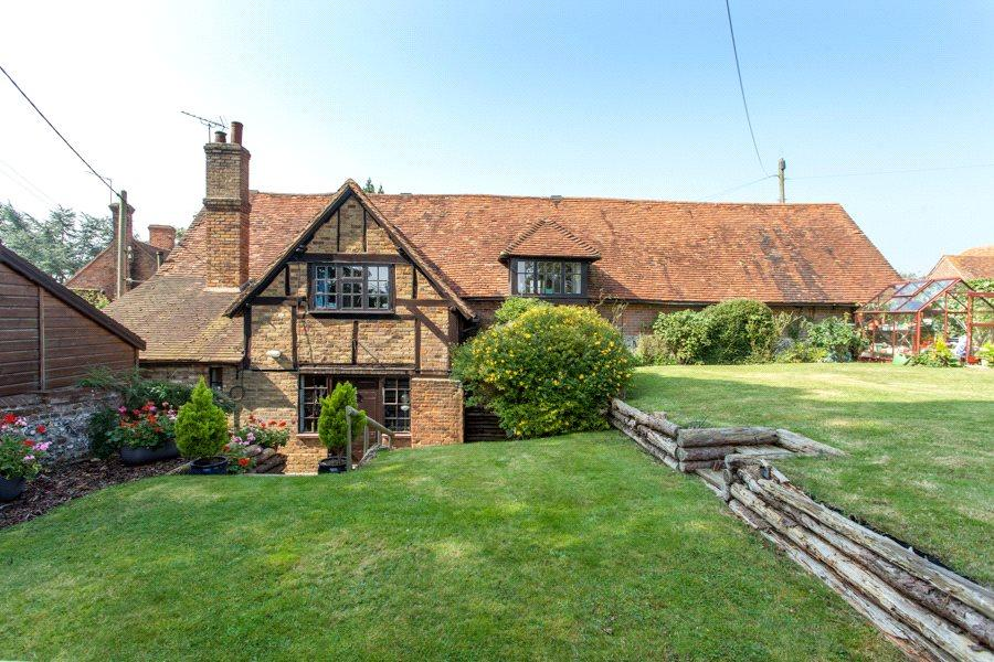 5 Bedrooms Detached House for sale in Frieth, Henley-on-Thames, Buckinghamshire, RG9