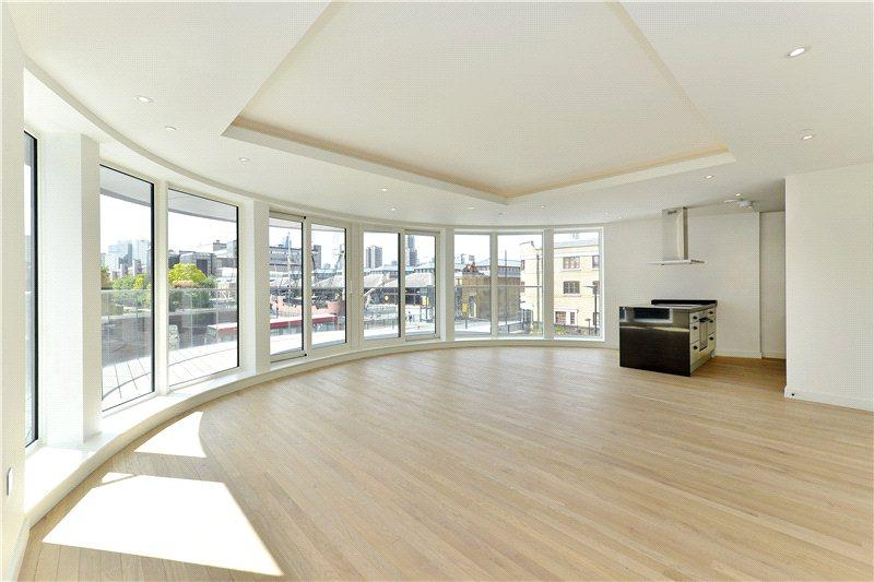 2 Bedrooms Flat for sale in Park Vista Tower, 5 Cobblestone Square, Wapping, London