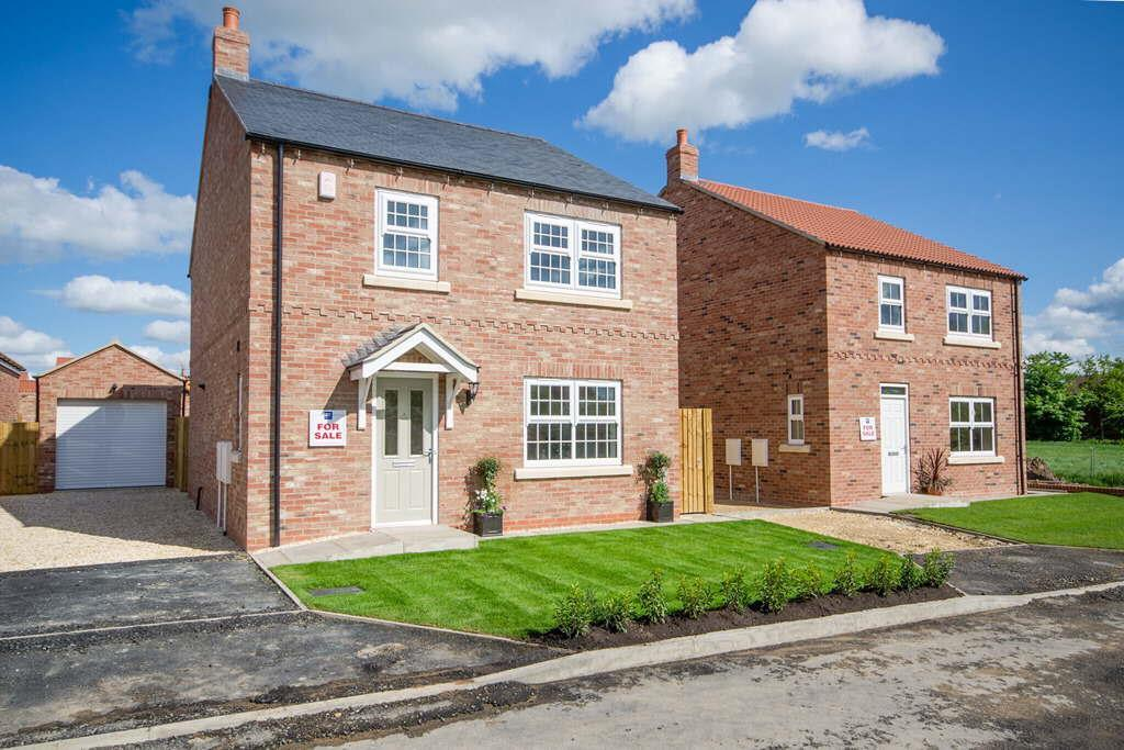 4 Bedrooms Detached House for sale in Plot 6 Roseberry, South Back Lane, Stillington