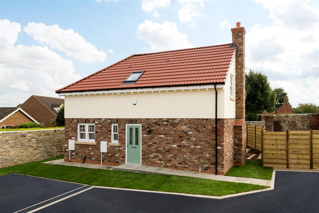 4 Bedrooms Detached House for sale in Prospect Avenue, Off Prospect Drive, Tadcaster, York