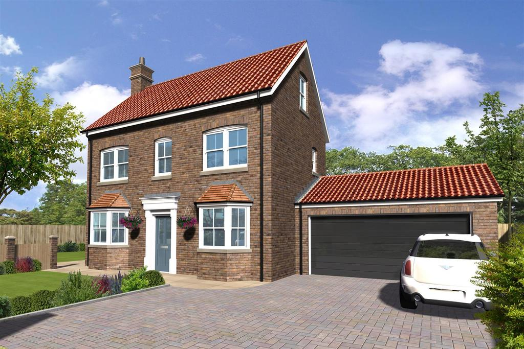 4 Bedrooms House for sale in Dales Court, Stillingfleet, York