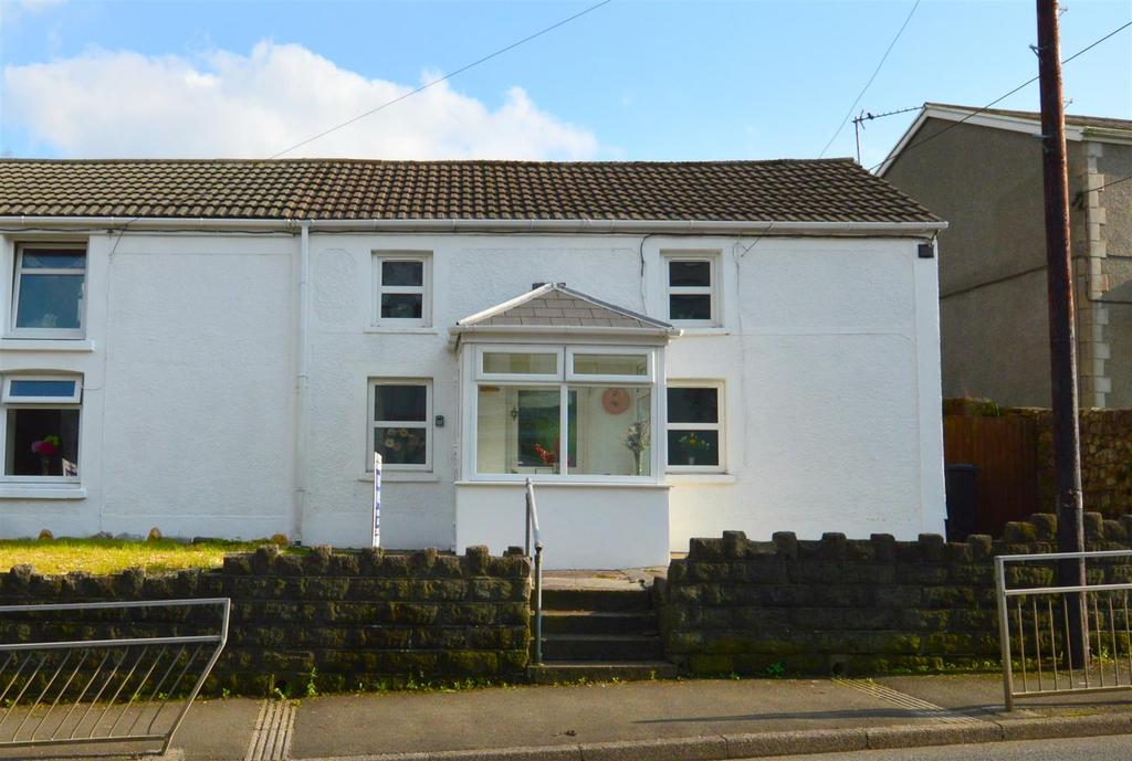 2 Bedrooms End Of Terrace House for sale in Lower Brynamman