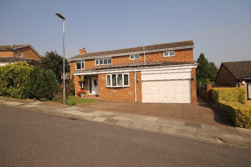 4 Bedrooms Detached House for sale in The Spinney, Hartlepool
