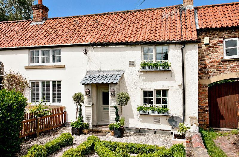 2 Bedrooms Cottage House for sale in Carrside, Great Ouseburn, York, North Yorkshire, YO26