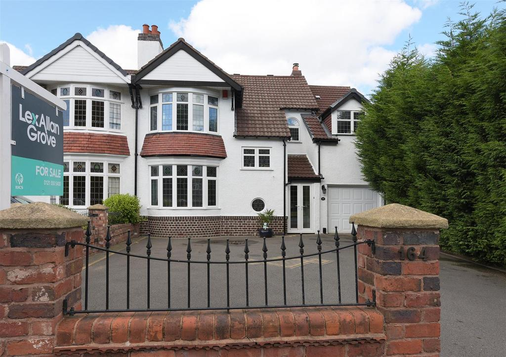 5 Bedrooms Semi Detached House for sale in Hagley Road, Hayley Green, Halesowen
