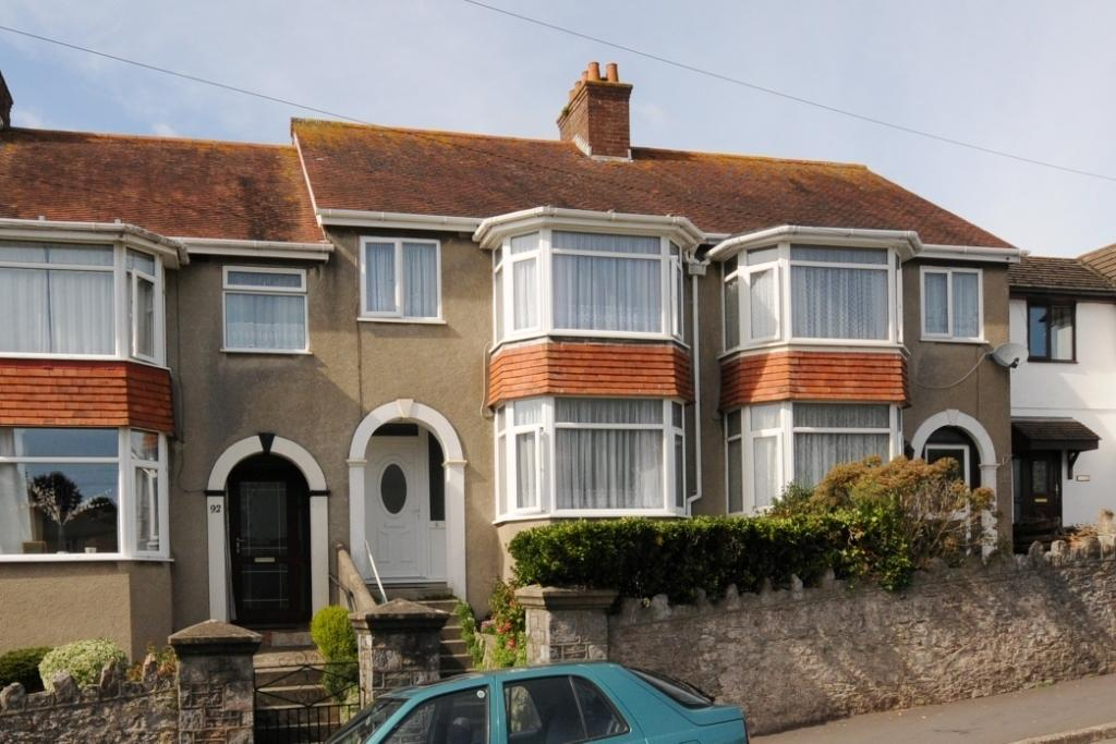 3 Bedrooms Terraced House for sale in Chatto Road, Torquay