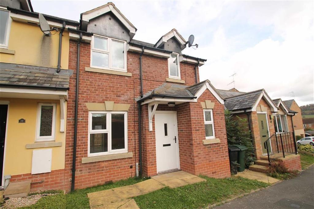 3 Bedrooms Terraced House for sale in Sycamore Close, Craven Arms