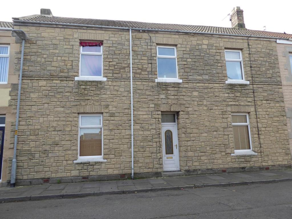 3 Bedrooms Terraced House for sale in Aqua Terrace, Newbiggin-By-The-Sea