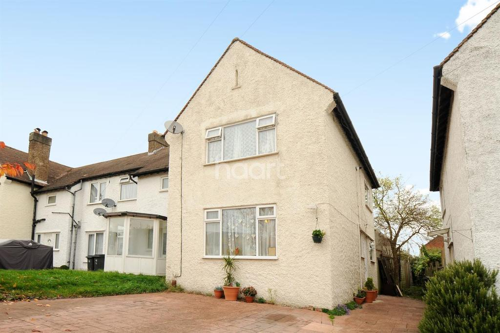 3 Bedrooms End Of Terrace House for sale in Priory Road
