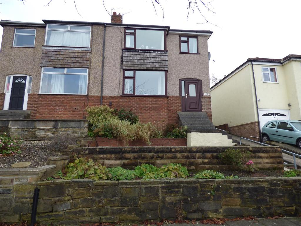 3 Bedrooms Semi Detached House for sale in Derwent Road, Bradford, BD2 4HR