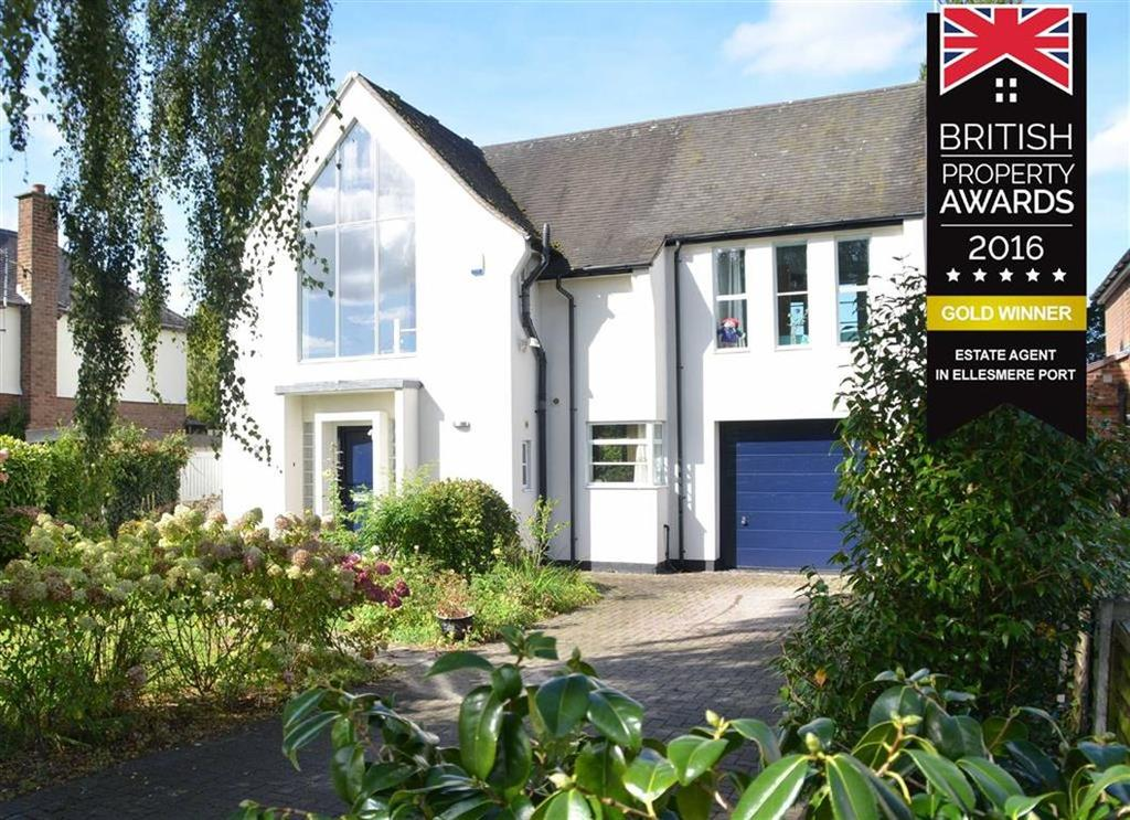 3 Bedrooms Detached House for sale in Links Avenue, Little Sutton, CH66