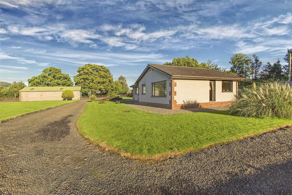 3 Bedrooms Detached Bungalow for sale in Nether Lairwell, Kinfauns, Perth, PH2
