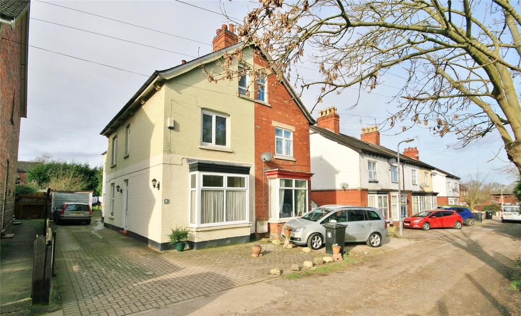 4 Bedrooms Semi Detached House for sale in Belvoir Avenue, Grantham, NG31