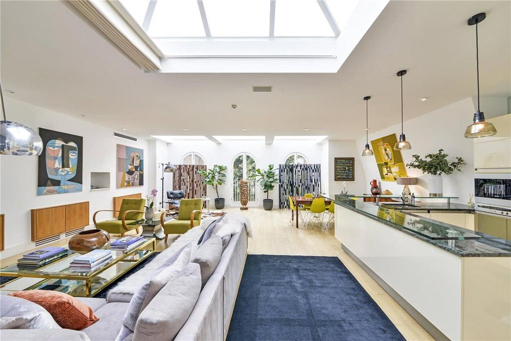 3 Bedrooms Flat for sale in Queensdale Place, Notting Hill, Holland Park, London, W11