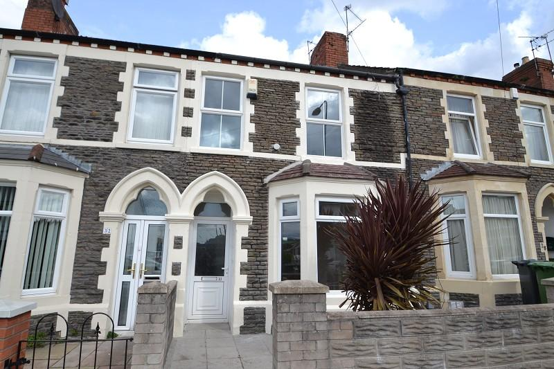 3 Bedrooms Terraced House for sale in Pantbach Road, Birchgrove, Cardiff. CF14 1UA