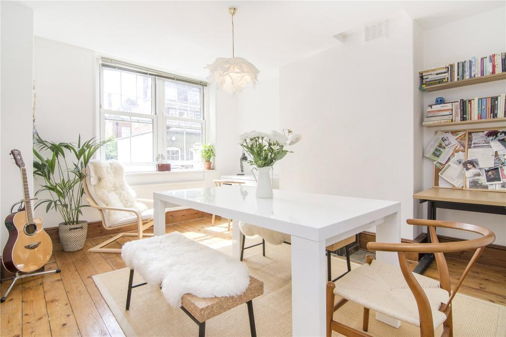 3 Bedrooms Flat for sale in Evesham House, Old Ford Road, London, E2