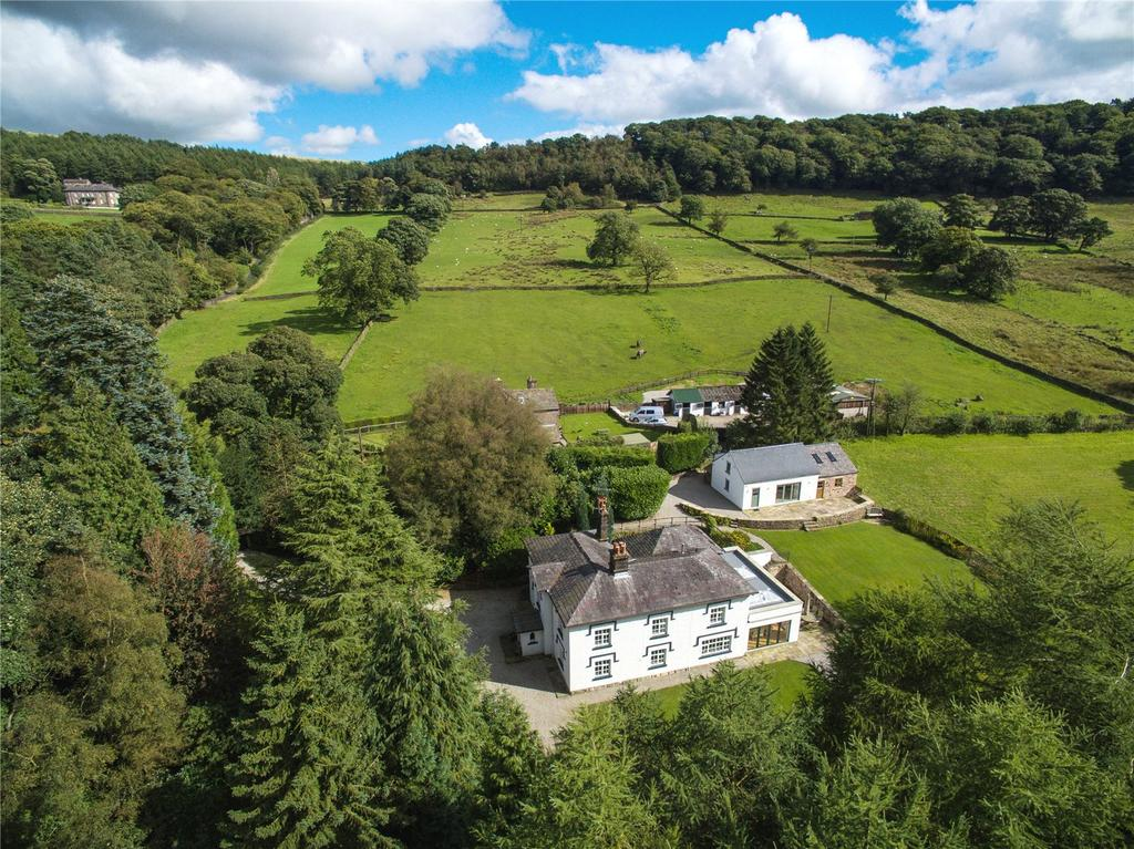 5 Bedrooms Unique Property for sale in Wildboarclough, Macclesfield, Cheshire, SK11