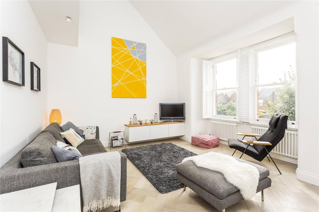 3 Bedrooms Maisonette Flat for sale in Albany Road, Ealing, London, W13