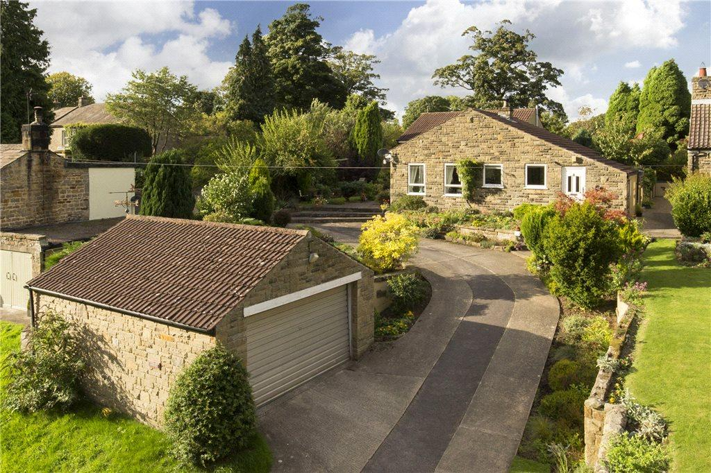 3 Bedrooms Detached Bungalow for sale in The Jays, Laverton, Ripon