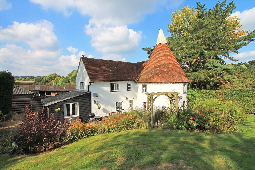 3 Bedrooms Detached House for sale in Mill Lane, Hildenborough, Tonbridge, Kent, TN11