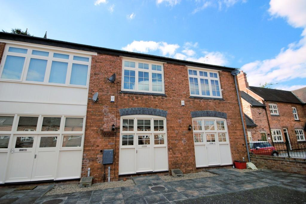 2 Bedrooms Mews House for sale in Kirkland Close, Ashby-de-la-Zouch