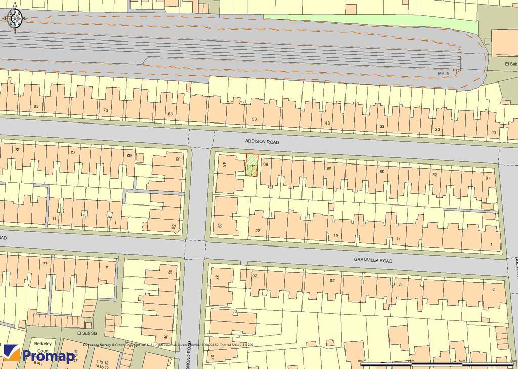 Garages Garage / Parking for sale in Garage 2, 45 Osmond Road, Hove, BN3 1TF