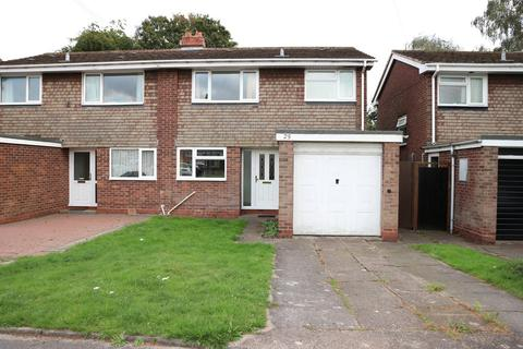 3 bedroom semi-detached house to rent - Hornbrook Grove, Solihull