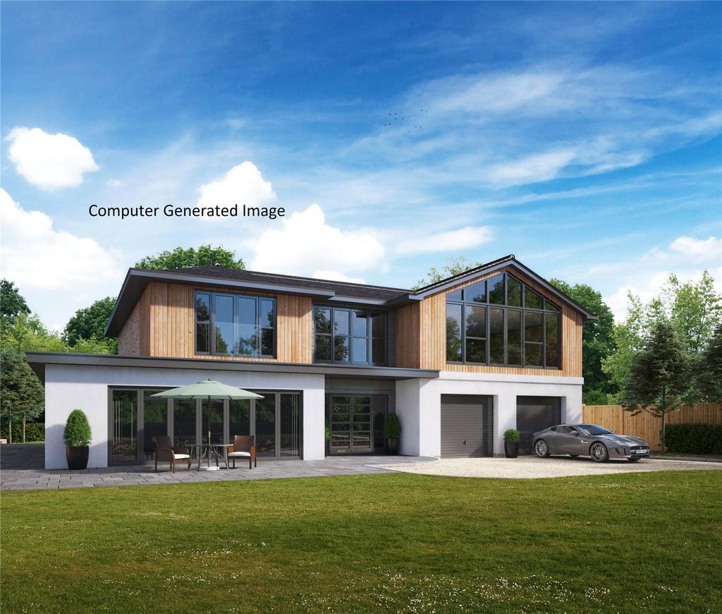 5 Bedrooms Detached House for sale in St. Nicholas Drive, Sevenoaks, Kent, TN13