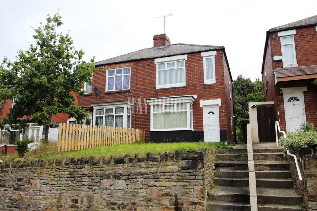 2 Bedrooms Semi Detached House for sale in Osgathorpe Road, Sheffield, S4