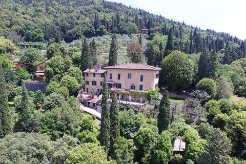 12 bedroom villa  - Fiesole, Florence, Tuscany