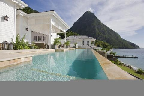3 bedroom detached house  - Soufriere, St Lucia, St Lucia