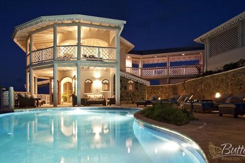 4 bedroom detached house  - Mount De Cap, St Lucia, St Lucia
