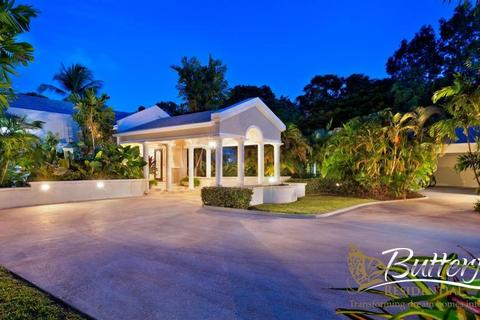 5 bedroom detached house  - Sandy Lane, Saint James, Barbados