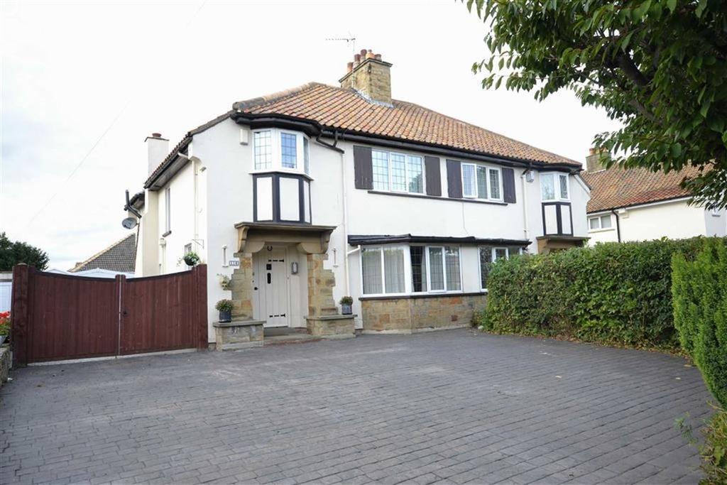 4 Bedrooms Semi Detached House for sale in Lidgett Lane, Garforth, Leeds, LS25