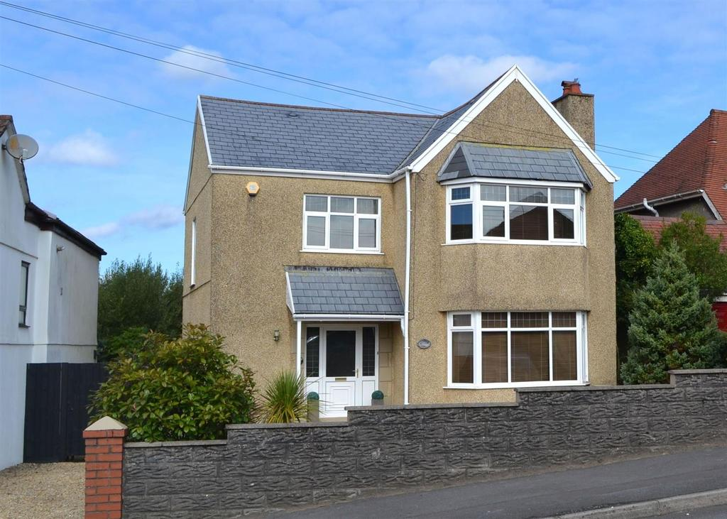 3 Bedrooms Detached House for sale in Gower Road, Killay, Swansea