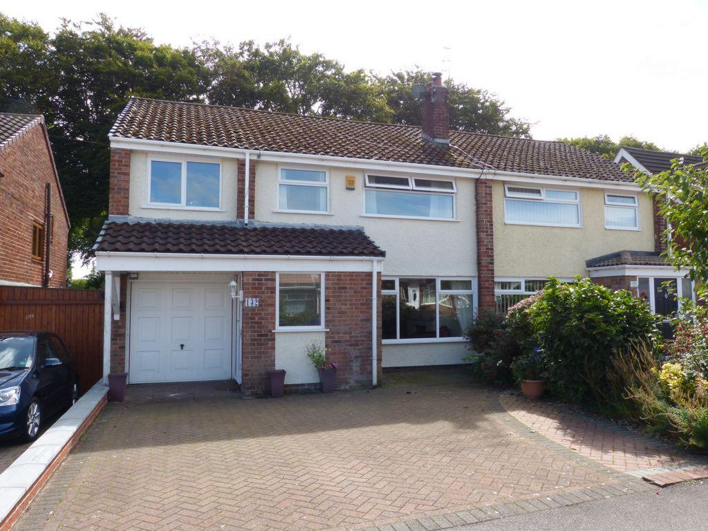4 Bedrooms Semi Detached House for sale in Redgate, Ormskirk, L39
