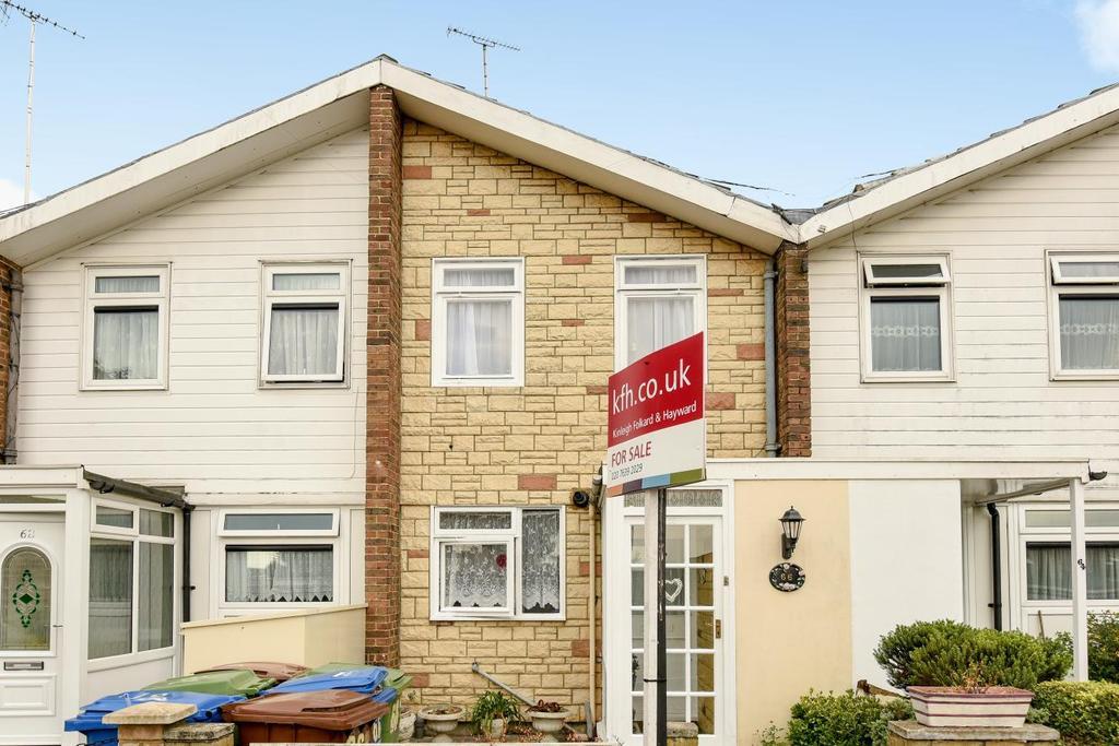 2 Bedrooms Terraced House for sale in Daniels Road, Nunhead, SE15