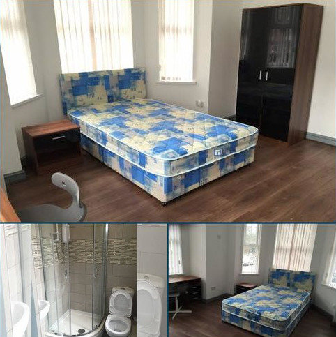 1 bedroom house to rent - Scarsdale Rd (On-Suite), Victoria Park, Manchester M14