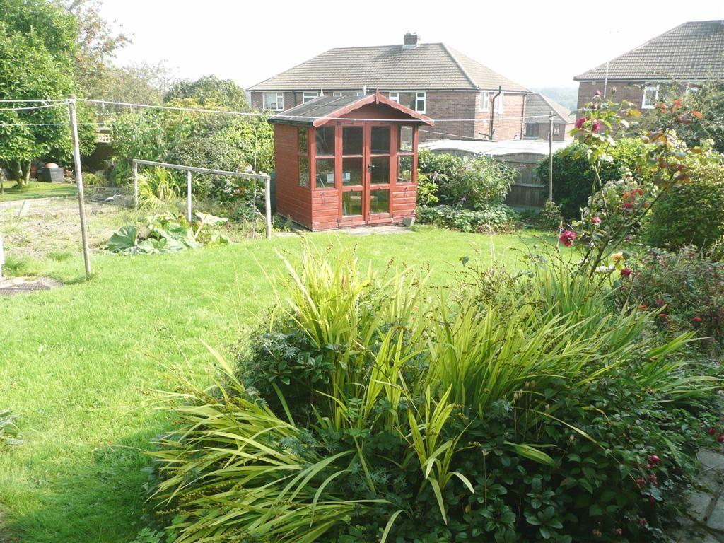 2 Bedrooms Detached Bungalow for sale in Langer Lane, Wingerworth, Chesterfield, S42